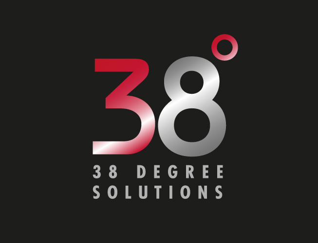 Logotyp 38 Degree Solutions