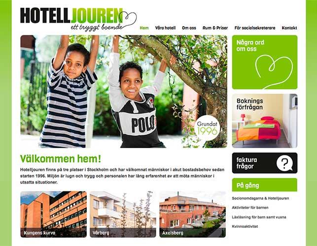 Hotelljouren