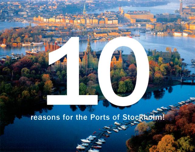 Stockholm Hamnar