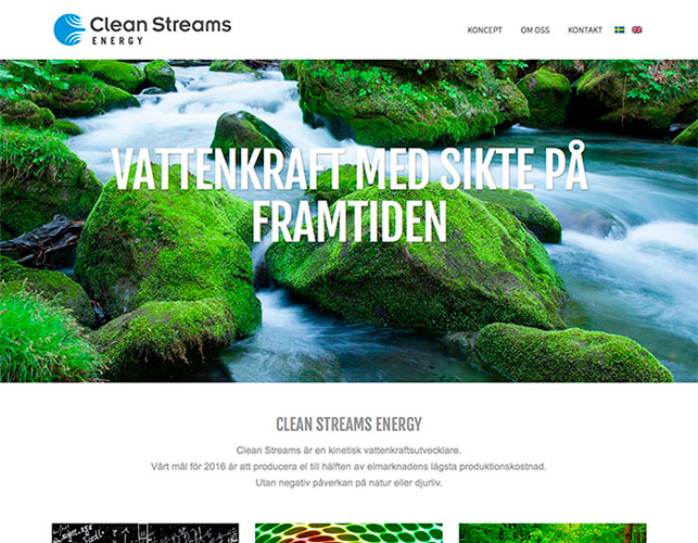 Clean Streams Energy